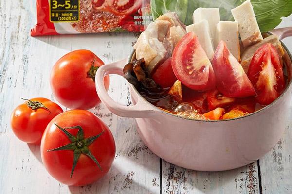 番茄鍋底 湯底包